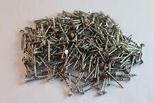 500 Stück 1,7 x 25 mm Edelstahlnägel, V2A, 1.4301, Stifte, Edelstahl