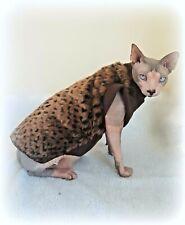 adult M SUPER WARM Sphynx cat clothing, cat sweater, Hotsphynx, Sphynx clothes