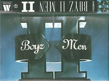 Boyz II Men ‎II CASSETTE ALBUM import Turkey Motown Yonca Music Hip Hop RnB/Swin