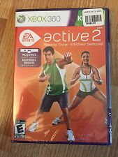 EA Active 2 Xbox 360 Game Cib New Sealed W2