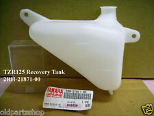 Yamaha TZR125 Recovery Tank NOS Coolant TANK 2RH-21871-00 TZR 125