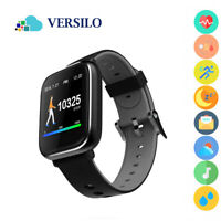 VERSILO Activity Tracker Smart Watch Touch Screen HEART RATE STEP SLEEP MONITOR