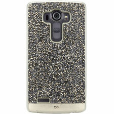 Silver Rigid Plastic Cases & Covers for LG G4
