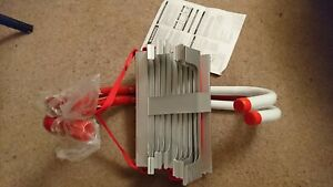 Kidde Escape Ladder 2 Story 13 Feet Never Been Used Damaged Box