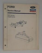 Ford Service Manual 900 Series Implements 40090090 293 1993 Ford New Holland