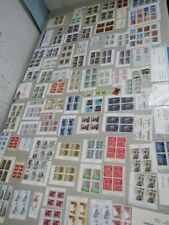 New ListingNystamps Canada many mint Nh stamp imprint plate block collection high value