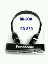 Panasonic Replacement Headset Headphone For RR-830 & RR-930 Transcriber. NEW