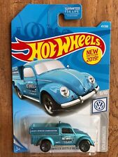 2019 HOT WHEELS '49 VOLKSWAGEN BEETLE PICKUP Sales Service Fabrication BLUE
