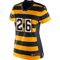 Le'Veon Bell Pittsburgh Steelers Women's Nike Bumblebee Throwback Jersey - Jets