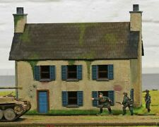 28mm MDF WWII model building Normandy Farmhouse