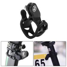 Bike Bicycle Race Number Plate Mount Flashlight Computer Stopwatch Plate Holder