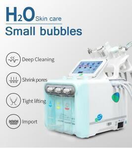 Portable Hydrofacial Beauty Device Water Hydro Diamond Peeling Microdermabrasion