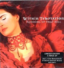 Within Temptation -Running Up That Hill ..5 Track Ltd. Edition     .....$3