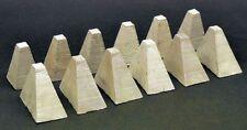 DioDump DD014 Dragon Teeth Drachenzähne anti-tank 12 pcs 1:35 diorama accessory