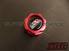 BLOX OIL CAP RED FOR HONDA FOR ACURA INTEGRA ACCORD CIVIC RSX PRELUDE BILLET
