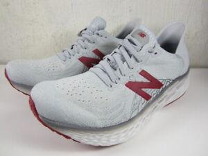 NEW BALANCE Fresh Foam 1080v10 Men's Running Shoes Gray M1080G10 Size 8 Wide 2E