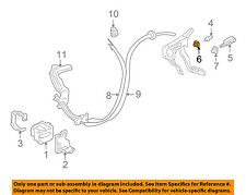 GM OEM Cruise Control-Release Resume Switch Retainer 10418917