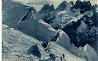 CPA 38 DAUPHINE massif du pelvoux le glacier des agneaux