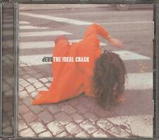 dEUS The Ideal Crash CD NEW 10 track Tom Barman 16 page LYRICS Booklet 1999
