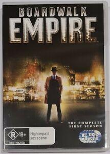 Boardwalk Empire - The Complete First Season - Season 1 - DVD - TV Series