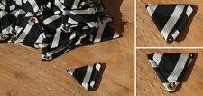 Ordensband - Dreiecksband preußisches EK II / Eisernes Kreuz