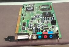 Creative Labs CT4500 Sound Blaster AWE64 ISA Sound Card