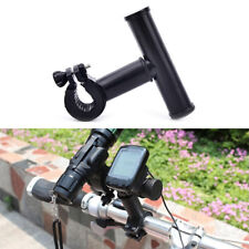 MTB Bicycle Cycling HandleBar Lamp Bracket Holder Extender Mount Extension TSUS