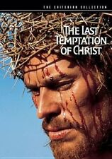 Last Temptation of Christ 0715515010528 With Harvey Keitel DVD Region 1