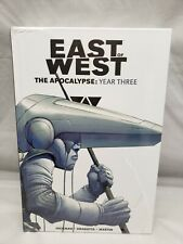 East of West Vol.3 Deluxe Hardcover HC Image Comics Jonathan Hickman Sealed Rare