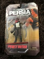 """Prince of Persia The Sands of Time 4"""" Prince Dastan Desert Garb Action Figure"""