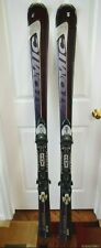 ATOMIC E5 SKIS SIZE 158 CM WITH ATOMIC BINDINGS