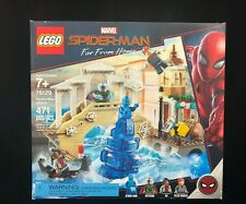 LEGO 76129 Spider-Man Far From Home Hydro Man Attack 471pcs 7+ New Sealed!