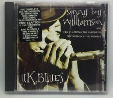 SONNY BOY WILLIAMSON II (RICE MILLER) - U.K. BLUES Cd (24) Like New