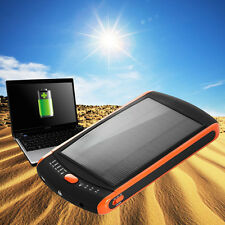 23000mAh Portable External Battery Solar Power Charger Charge Bank for LAPTOP