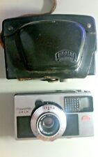 Braun Nürnberg Paxette 28 LK Analogue Camera with Black Leather and flash cube