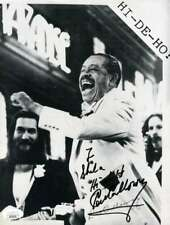 Cab Calloway JSA Coa Hand Signed 8x10 Photo Autograph