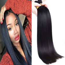 "300G/3Bundles 8""-30"" Straight Human Hair Weave Brazilian Human Hair Extensions"