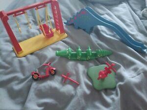 Playmobil Children Playground 1995 Rare