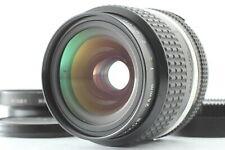 [MINT FedEx] Nikon Ai-s Nikkor 24mm f/2 Wide Angle MF Lens w/Hood from Japan