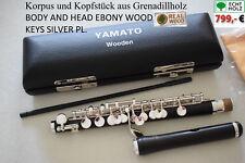 Piccolo Wooden  Piccolo Grenadilla Flautín Flûte piccolo Piccolo Flauit