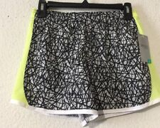 Danskin Now Girls' Running Short Size XL Multi Color