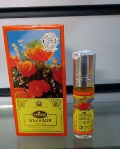 Bakhoor 6ml by Al Rehab White Musk And Rosy Mixed  Perfume/Attar / Ittar