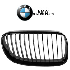 51117227924 Genuine BMW 328i xDrive Front Bumper Grille Screen Right OEM 11-13