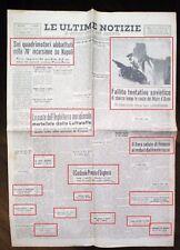 WW2-L'INGHILTERRA MARTELLATA DALLA LUFTWAFFE -DEL 31-05-1943 N.1618