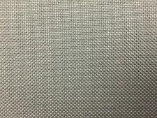 Dark Gray Marine PVC Vinyl Canvas Waterproof Upholstery Outdoor Fabric - BTY