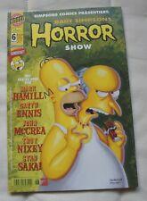 BART SIMPSONS Horror Show COMICS # 6 - DINO VERLAG 2002 - Neuwertig
