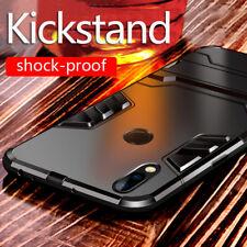 For Huawei P20 Pro Lite Nova 3e Hybrid Armor Rugged Shockproof Stand Case Cover