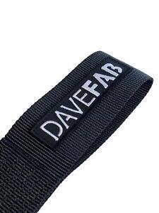 D149-A001 - Black DaveFab Tow Strap
