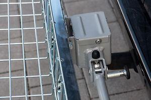 Anhängerkorb 1,05 x 45 x 16 cm, Korb für Anhänger