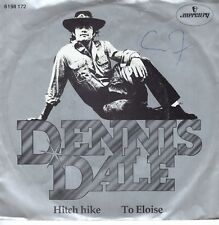 7inch DENNIS DALEhitch hikeHOLLAND 1977 EX/WOC (S2024)